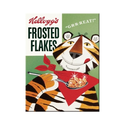 노스텔직아트[14258] Kellogg's Frosted Flakes Tony