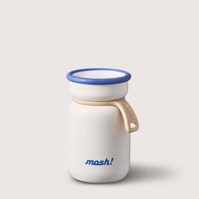 [MOSH] 모슈 보온보냉 라떼 미니 텀블러 120 화이트