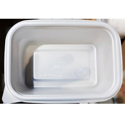 식당 업소 죽용기(지팩 사각 대 50입)X10