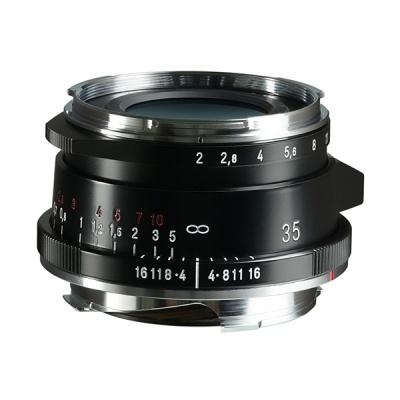 보이그랜더 ULTRON VL 35mm F2 Type II /VM Black