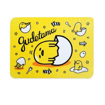 구데타마 에그팝 극세사담요H357332