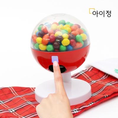 아이정 터치 캔디머신 초콜릿 사탕뽑기
