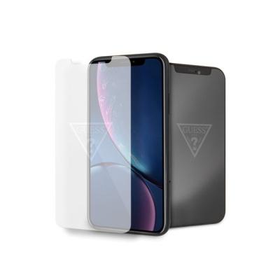 GUESS 로고 아이폰강화유리필름 아이폰11(XR호환)