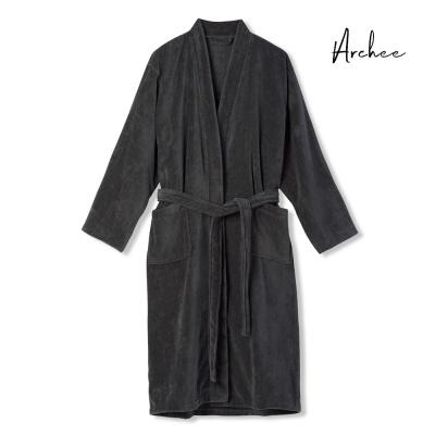 아르셰 바스로브 호텔 허그미 고급 샤워 가운 잠옷 수