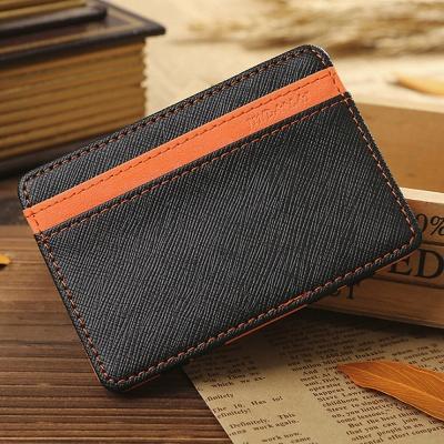톰스 카드지갑(오렌지)
