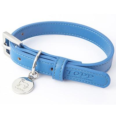 레인보우 목줄 세트(BLUE)