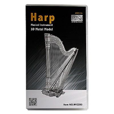[3D메탈웍스] 하프 (3DM540357) M12203 금속조립키트