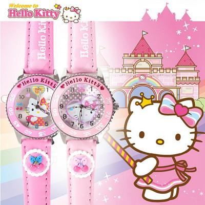 [Hello Kitty] 헬로키티 HK-026 시리즈 아동용시계 [본사정품]