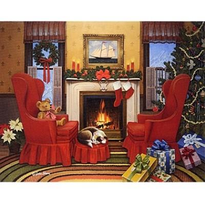 크리스마스 카드- CHRISTMAS HEARTH