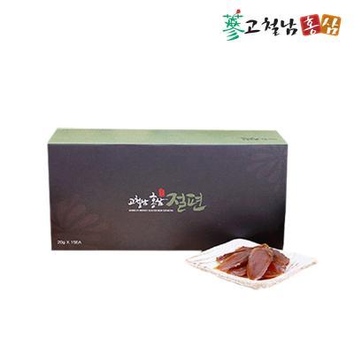 고철남 홍삼절편 실속형 15p(300g)
