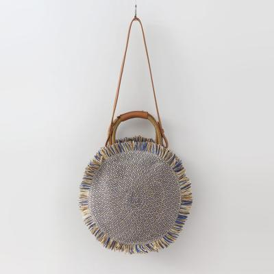 Blue Mix Bag - 어깨끈 포함