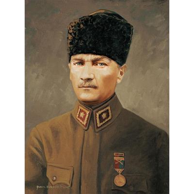 500피스 직소퍼즐 - 장군 시절의 케말 아타튀르크