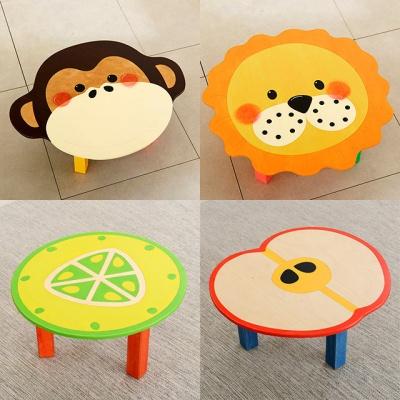 과일 동물 유아동 좌식책상 시리즈
