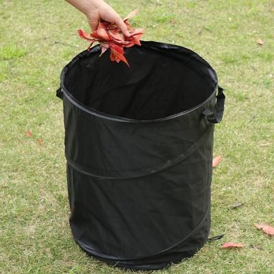 온나리빙 접이식 휴지통 휴대용 쓰레기통