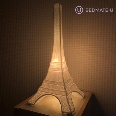 [BEDMATE-U]에펠탑 세라믹 무드 조명(전구 포함)