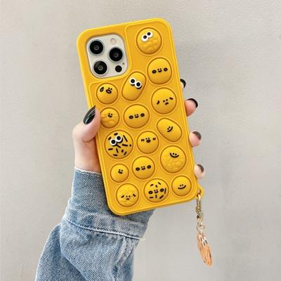아이폰 12 11 xr x se2 7 8 표정쿠키 젤리 팝잇케이스