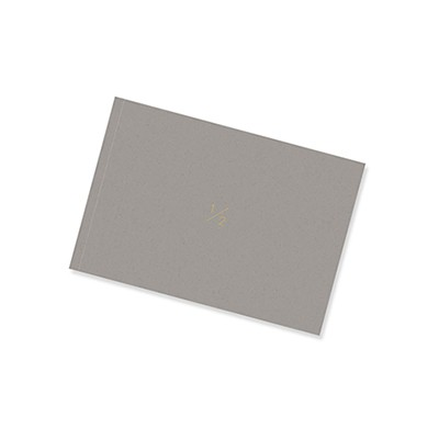 1/2 SKETCH BOOK(s)_light gray