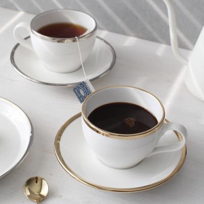 골드라인 커피잔세트