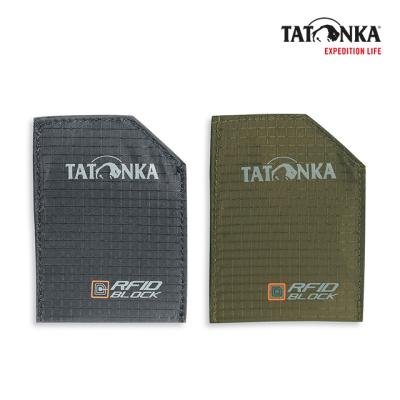 타톤카 Sleeve RFID B Set (블랙&올리브)