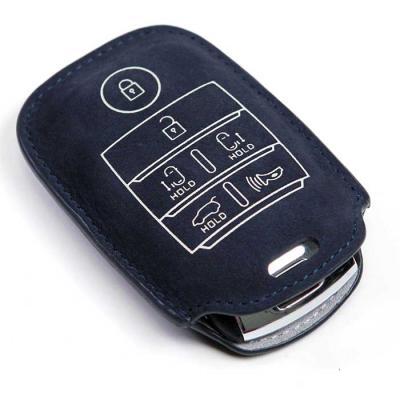 Smart CAR key case CARNIVAL 고리 스트랩포함 5color
