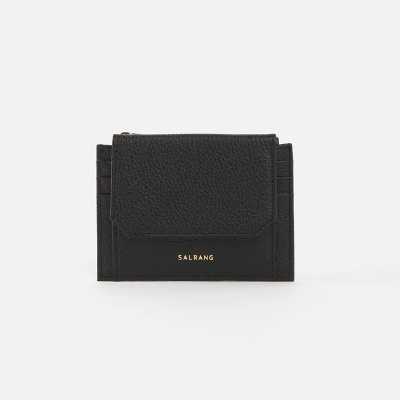 Reims 303S Cover card Wallet black 커버 카드 월렛 블랙
