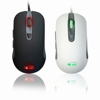 유선 매크로 게이밍 마우스 4000DPI LCZ10