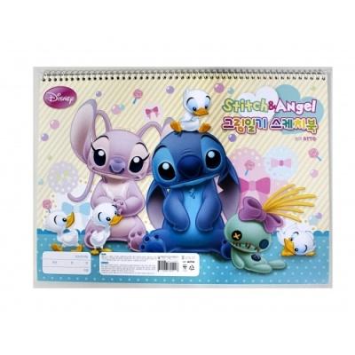 [희망노트사] 디즈니그림일기스케치북 [권/1] 367248