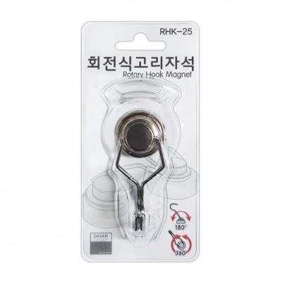 [다산사무기] 회전식고리자석 소 [판/1] 397694