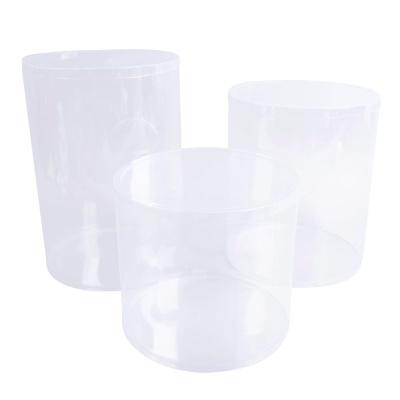 용돈케이크 포장상자 (PVC 케이스) 27CM