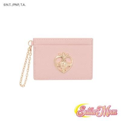[OST] 세일러문 코즈믹하트 콤팩트 핑크 카드지갑