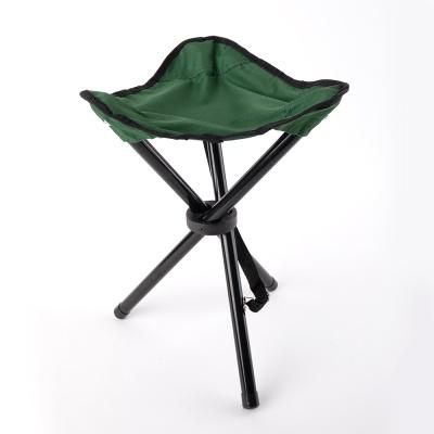 야외용 접이식 삼각발 레저의자(대) 간편 폴딩 캠핑