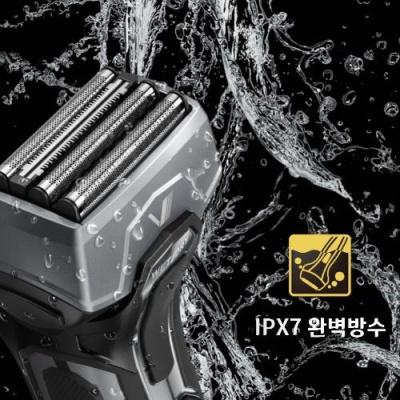 이즈미 밀리터리 쉐이버 IPX7 방수면도기 IKS-6000