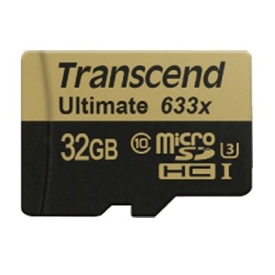 [트랜샌드] microSD 카드 633배속 고화질 HD 4K 32GB