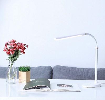 [누리안]  LED스탠드 NR-5000  5단밝기  휴대폰거치대  타이머기능