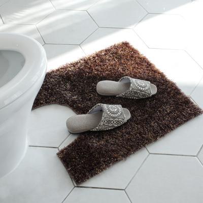 반고샤기 건식 욕실 변기발매트 55x60