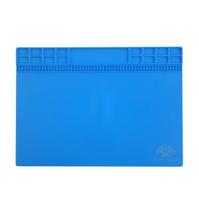 내열 절연 실리콘 작업패드 / 납땜 전기작업 DMIE287