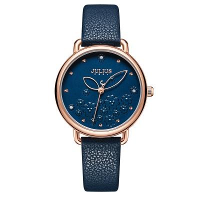 [쥴리어스공식] JA-1239 여성시계 가죽시계