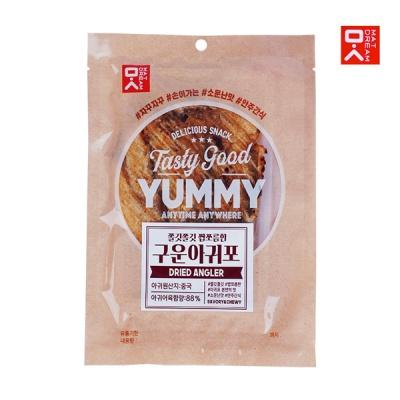 [MAT DREAM] 쫄깃한 감칠맛 구운쥐포 30gx3봉