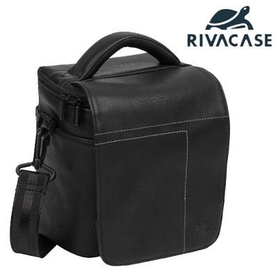 SLR 카메라 가방 RIVACASE 7612 (분리형 패딩 칸막이 / 메신저백)