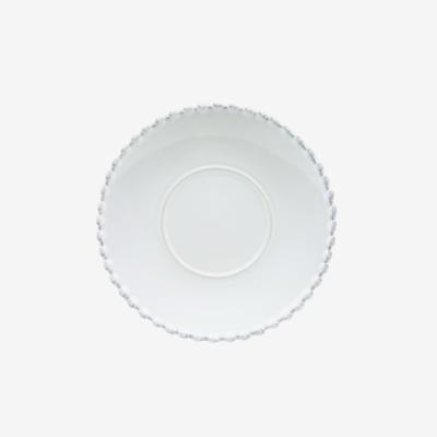 [코스타노바] 화이트펄 18cm 브래드접시