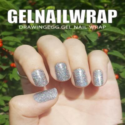 드로잉에그 젤네일스티커 GNWP-OPAL 펄 오팔