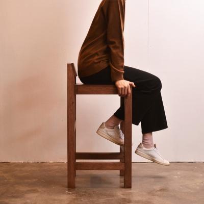 [리우목공방] LONG CHAIR