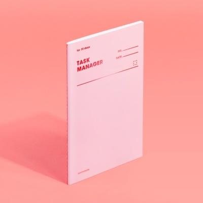 [모트모트] 태스크 매니저 31DAYS - 로즈쿼츠 (1EA)