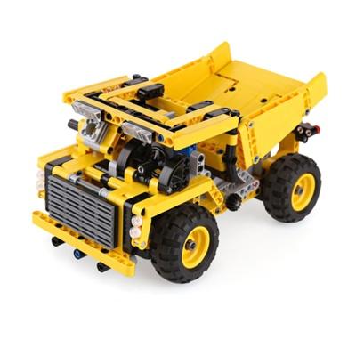 블럭 테크닉 중장비 마이닝 트럭 블럭RC CBT260161