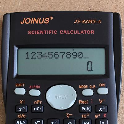 공학용 계산기(JS-350MS-A)