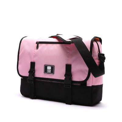 [로디스] COMFORTABLE MESSENGER BAG - PINK 메신저백