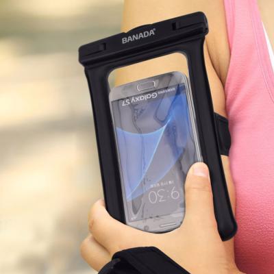 암밴드형 방수팩(스마트폰용)