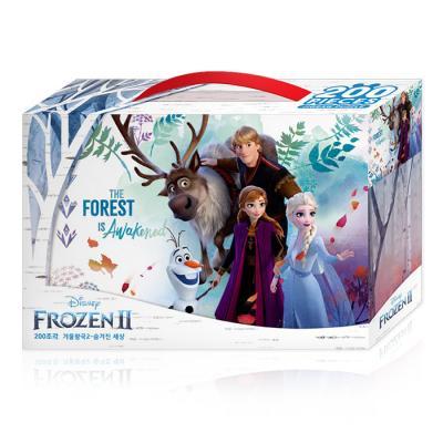 디즈니 겨울왕국2 숨겨진 세상 200피스 직소퍼즐
