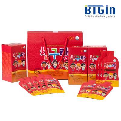 비티진 친구랑 파우치 30gx30포/어린이 홍삼