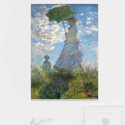 주문제작 액자 모네 Woman with a Parasol
